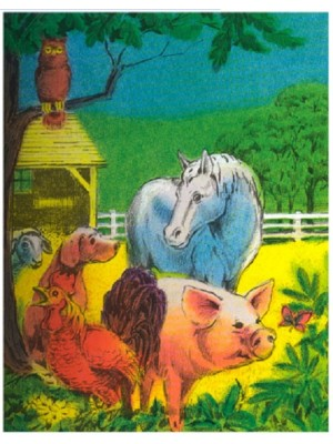 """My Farm Adventure"" Personalized Book"