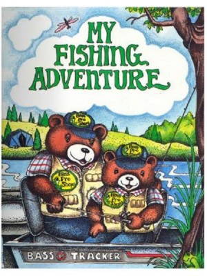 """Fishing Adventure"" Personalized Book"