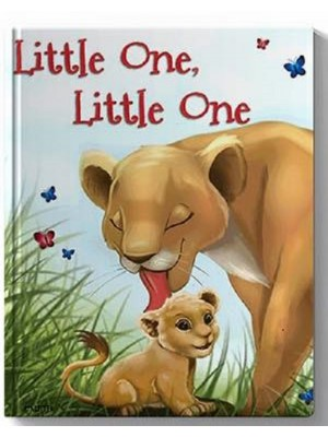"""Little One Little One"" Personalized Book"