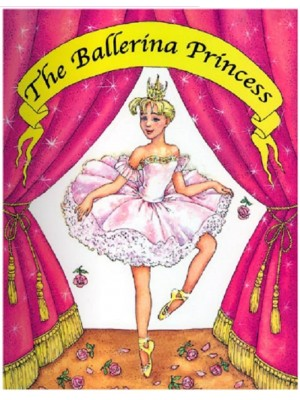 """Ballerina Princess"" Personalized Book"