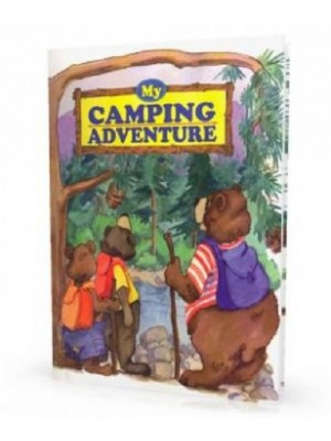 """Camping Adventure"" Personalized Book"