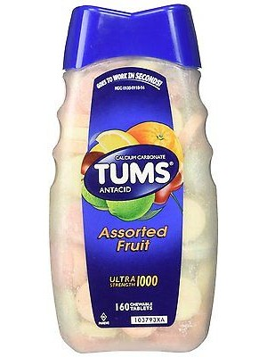 TUMS Chewable Tablets (160)