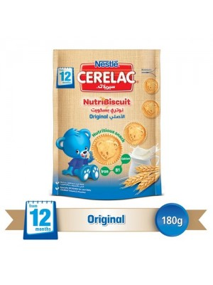 Cerelac Nutribiscuit Orginal (180g)