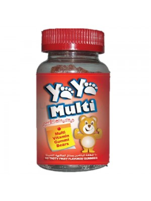 YaYa Multivitamins (60 gummies)