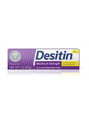 Desitin Nappy Cream Maximum Strength Travel Size (28g)