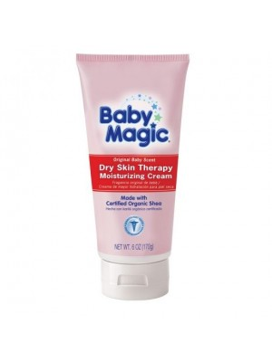 Baby Magic Dry Skin Therapy Moisture Cream, Original Baby Scent