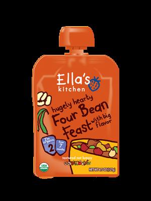 Ella's Kitchen Four Bean Feast
