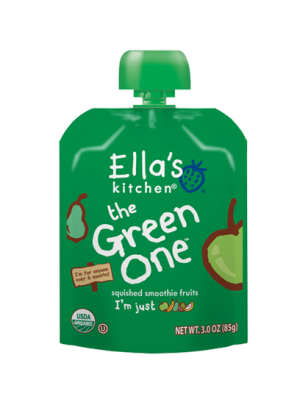 Ella's Kitchen The Green One