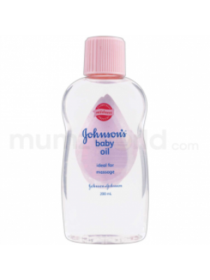 Johnson & Johnson Baby Lotion 200ml