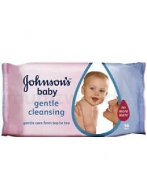 JJ Baby Wipes (56 wipes)