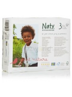 Naty Medium Size 3 (31 Diapers)