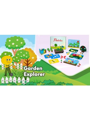 Flintobox Garden Explorer (2-3 years old)