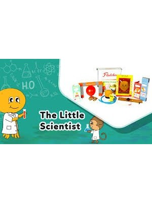 Flintobox Little Scientist (4-8 years old)