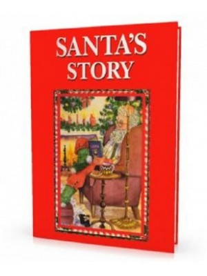 """Santa's Story"" Personalized Story"