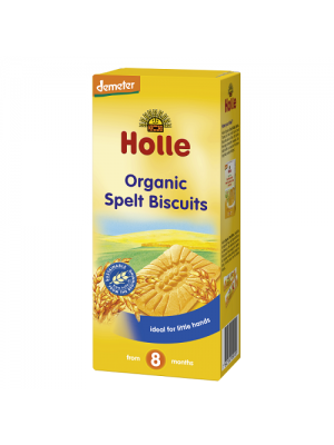 Holle Organic Spelt Biscuits (8m+)