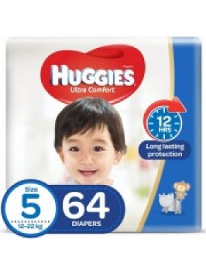 Huggies Junior Size 5 (64 Diapers)