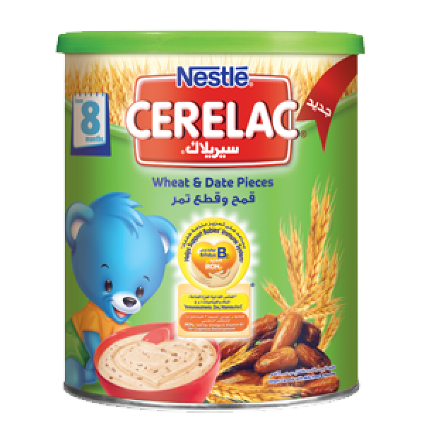 Wheat Amp Date Pieces 400g Cerelac Price Buy In Uae