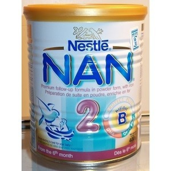 Nan 2 400g Nan Price Buy In Uae Deliver 2 Mum