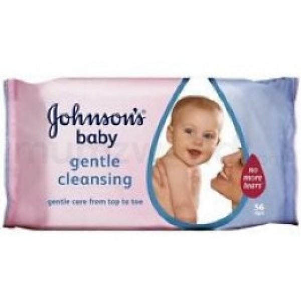 Jj Baby Wipes 56 Wipes Johnson Amp Johnson Price Buy In