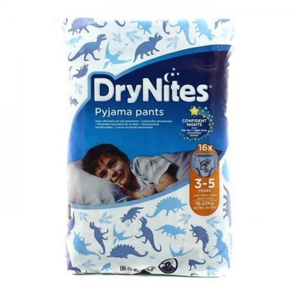 Drynites Pyjama Pants 3 5yr Boy Deliver 2 Mum Uae